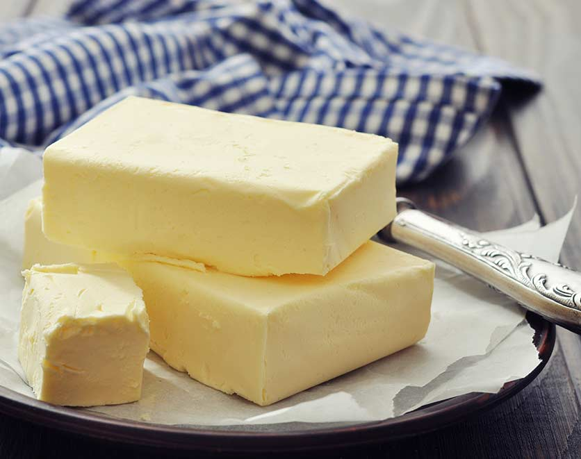 Wisconsin Butter Recipes