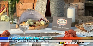 Charcuterie Tips with the Charlotte Cheese Chick