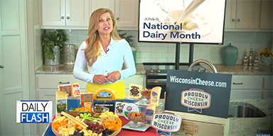 National Dairy Month with Laura Dellutri