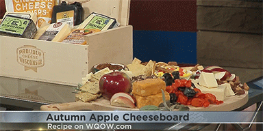 WQOW-TV 19: Cheese & Fall Flavor Pairings