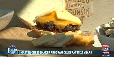 WEAU-TV 13: Master Cheesemaker Program