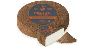 Schuman Cheese Launches Seasonal, Limited-Edition Cello Pumpkin Spice-Rubbed Cheeses