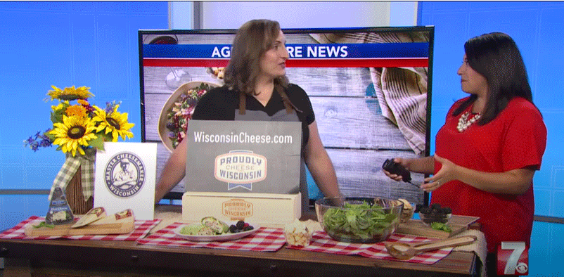 WSAW-TV 7: Celebrating 25 Years of Cheesemaking Excellence