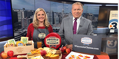 WISC-TV 3: Healthy Back-to-School Recipes