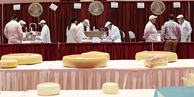 Wisconsin Cheesemakers Pile on the Wins on Day 2 of International Competition